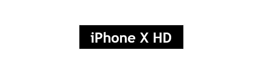 Línea de Pantallas LCD iPhone X TPS SUPREME HD - 12 Meses de garantía