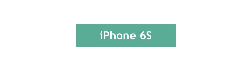 Baterías SiGN para iPhone 6S - IC Original - 12 meses de garantía