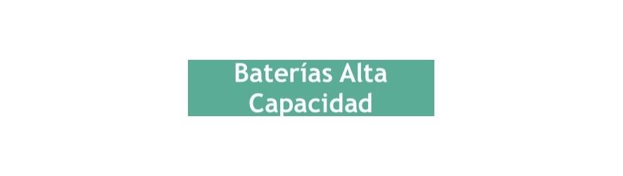 Baterías SiGN de Alta Capacidad - IC Original - 12 meses de garantía