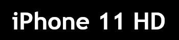iPhone 11 HD